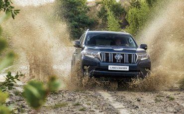Toyota geeft prijzen nieuwe iconische Land Cruiser vrij
