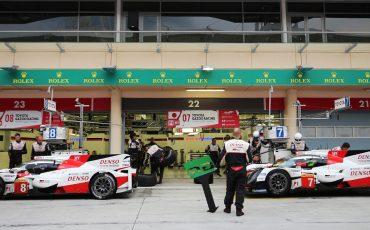Toyota GAZOO Racing wint laatste race WEC 2017