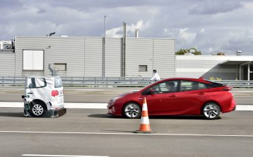 Hoe Toyota de 1,3 miljoen levens die het verkeer jaarlijks kost wil terugdringen