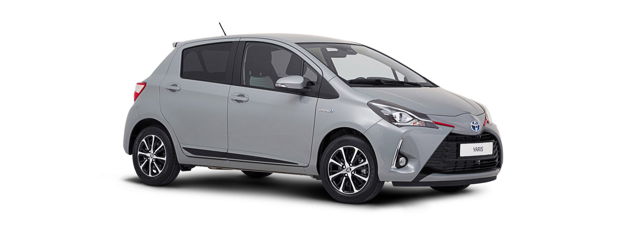 Toyota introduceert de Yaris Design Sport