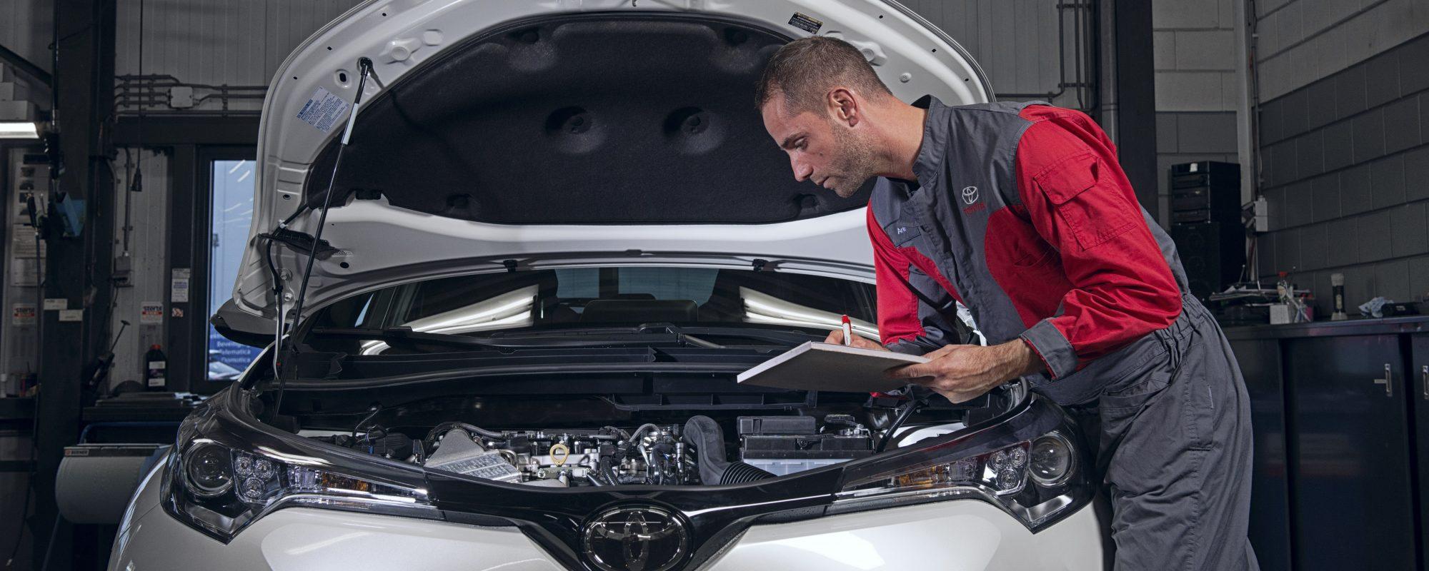 For the love of Toyota: Toyota Onderhoud op Maat