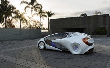 Toyota maakt van 'Tokyo 2020' een showcase van innovatie
