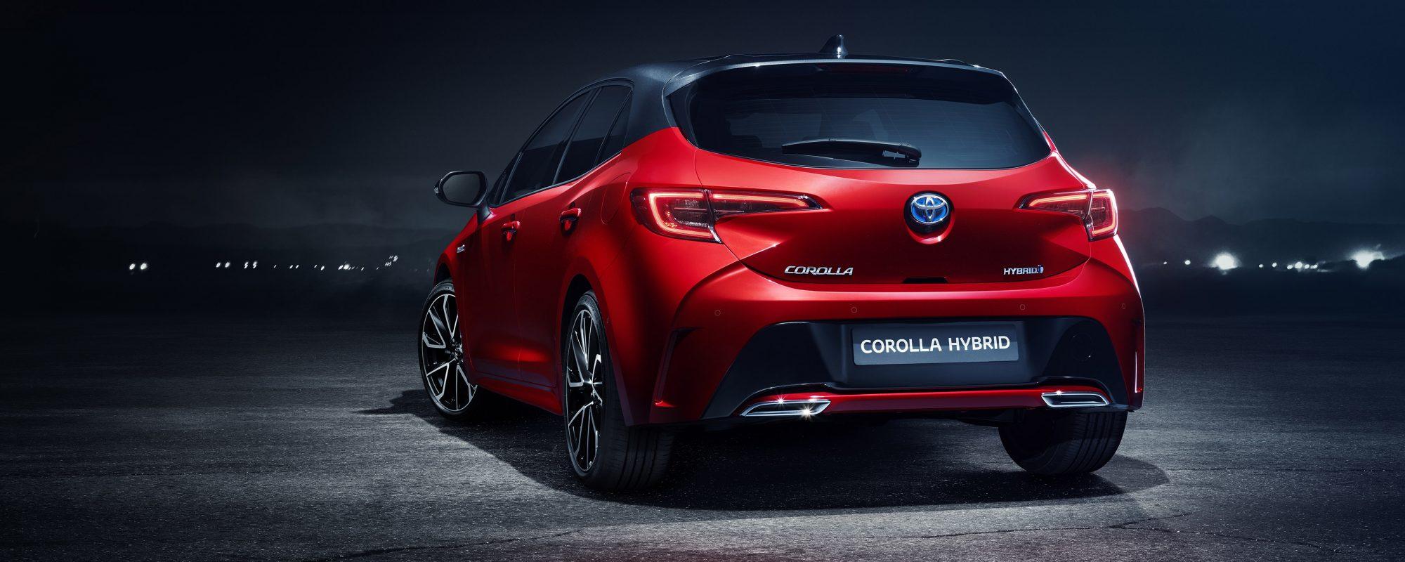Totaal nieuw tijdperk voor Toyota Corolla