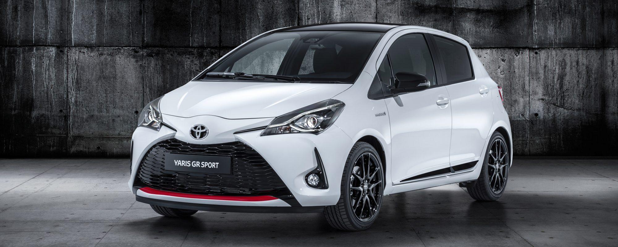 Wereldpremière sportieve Toyota Yaris GR SPORT met invloeden van GAZOO Racing
