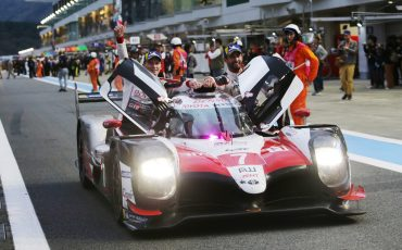The 6 Hours of Fuji