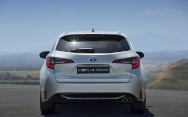 Toyota Corolla - Paris Motor Show 2018 (5)