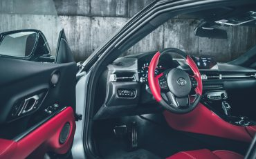 15_Toyota-Supra-Red-interior