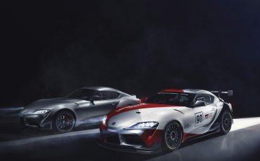Toyota laat zich van sportiefste kant zien op Goodwood Festival of Speed