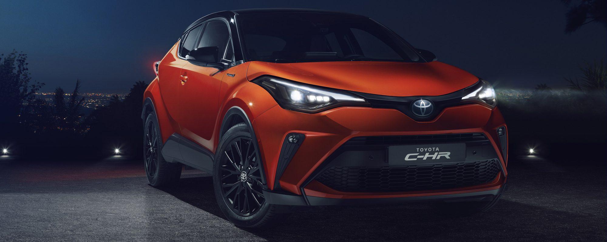 Nieuwe Toyota C-HR: High Power Hybrid en meer connected