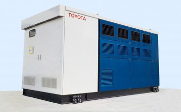 Toyota installeert Stationary Fuel Cell Generator bij Honsha-fabriek