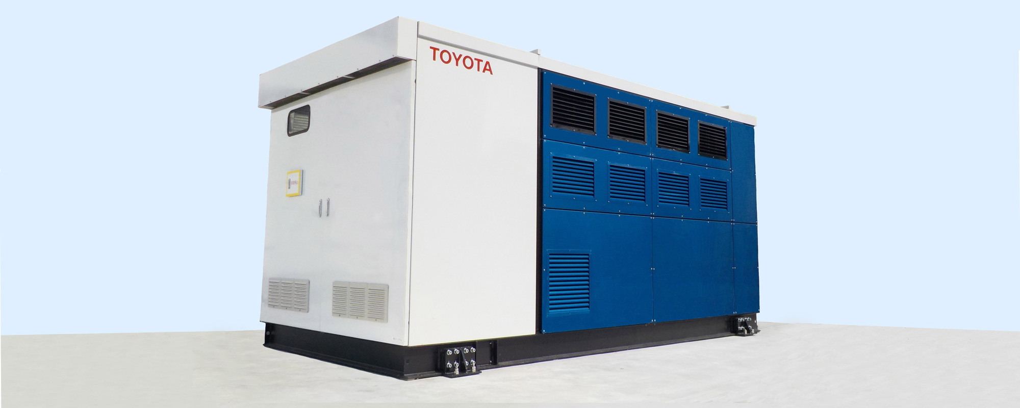 Toyota installeert Stationary Fuel Cell Generator bij Honsha-fabriek