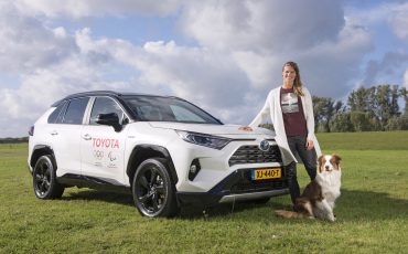Dafne Schippers nieuwste Toyota ambassadeur