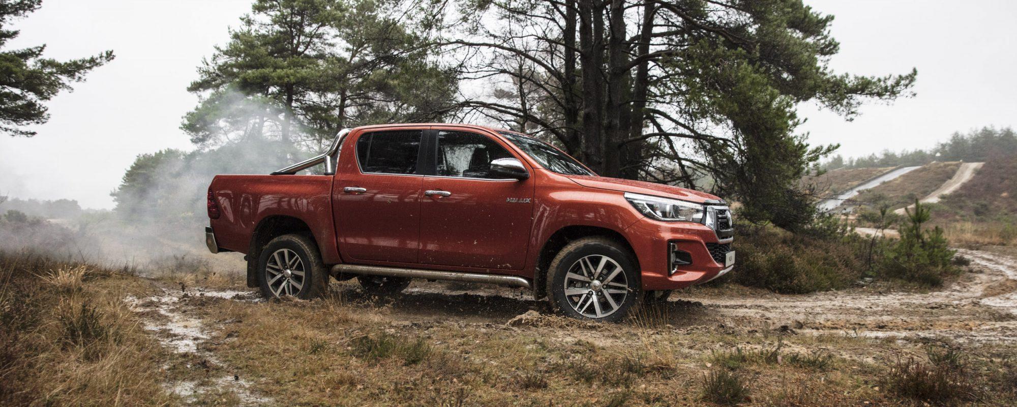 Toyota Hilux wint Bestelauto Expo Publieksprijs 2020 in de categorie pick-up