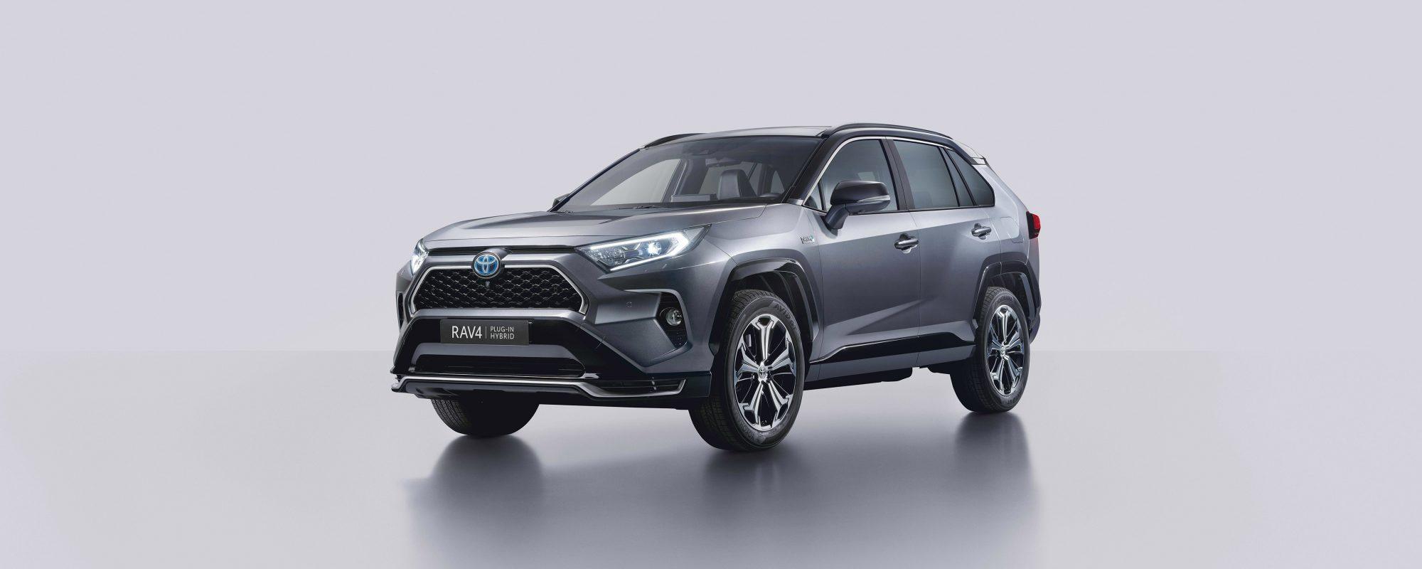 Nieuw hybride topmodel van Toyota: de RAV4 Plug-in Hybrid