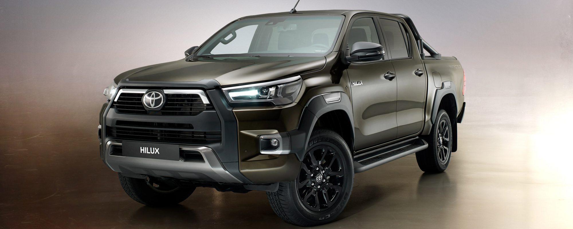De vernieuwde Toyota Hilux: onoverwinnelijk