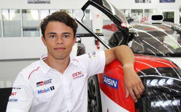 Nederlander Nyck de Vries nieuwe test- en reserverijder van Toyota GAZOO Racing