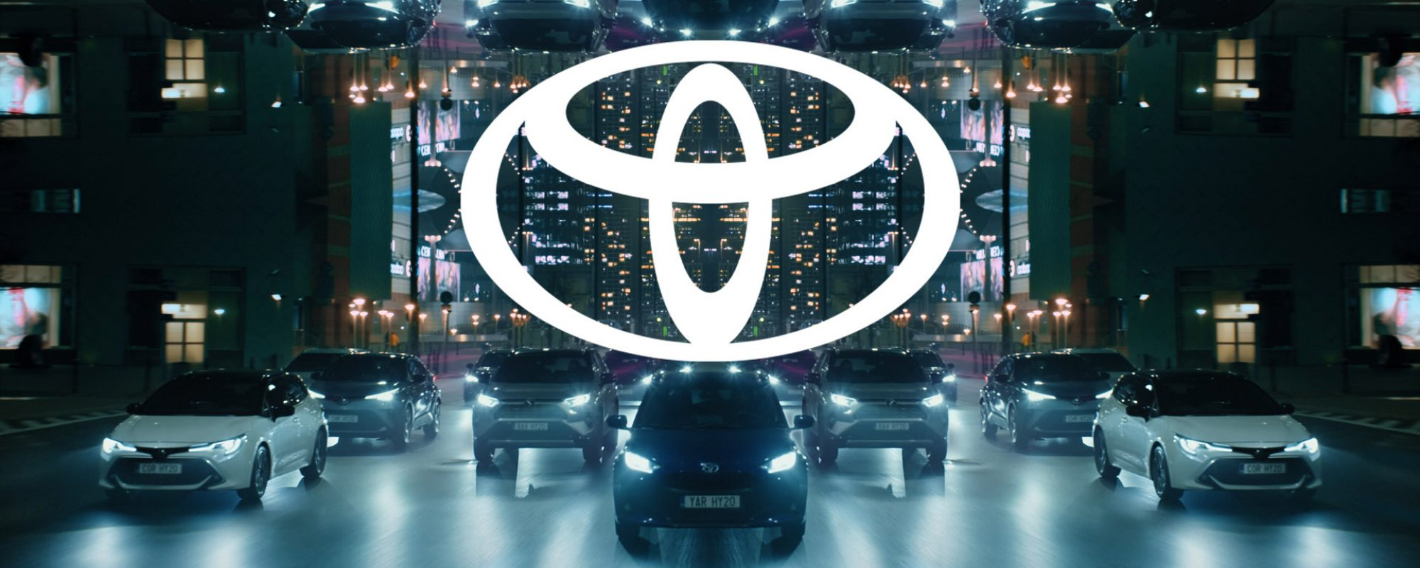 Toyota presenteert nieuwe merkidentiteit voor Europa