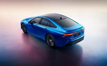 Toyota geeft prijs 2e generatie waterstof elektrische Mirai vrij