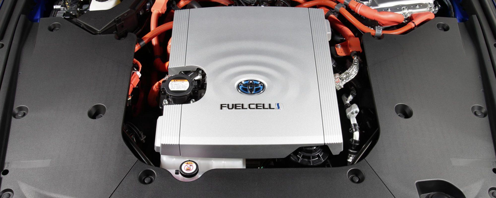 Toyota richt Europese divisie voor snellere ontwikkeling van waterstof op