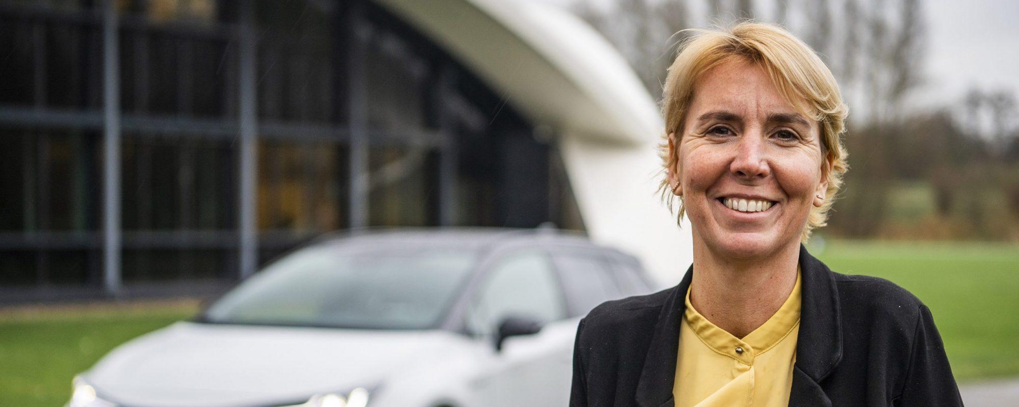 Claudia Heere nieuwe Manager Corporate Sales Louwman & Parqui
