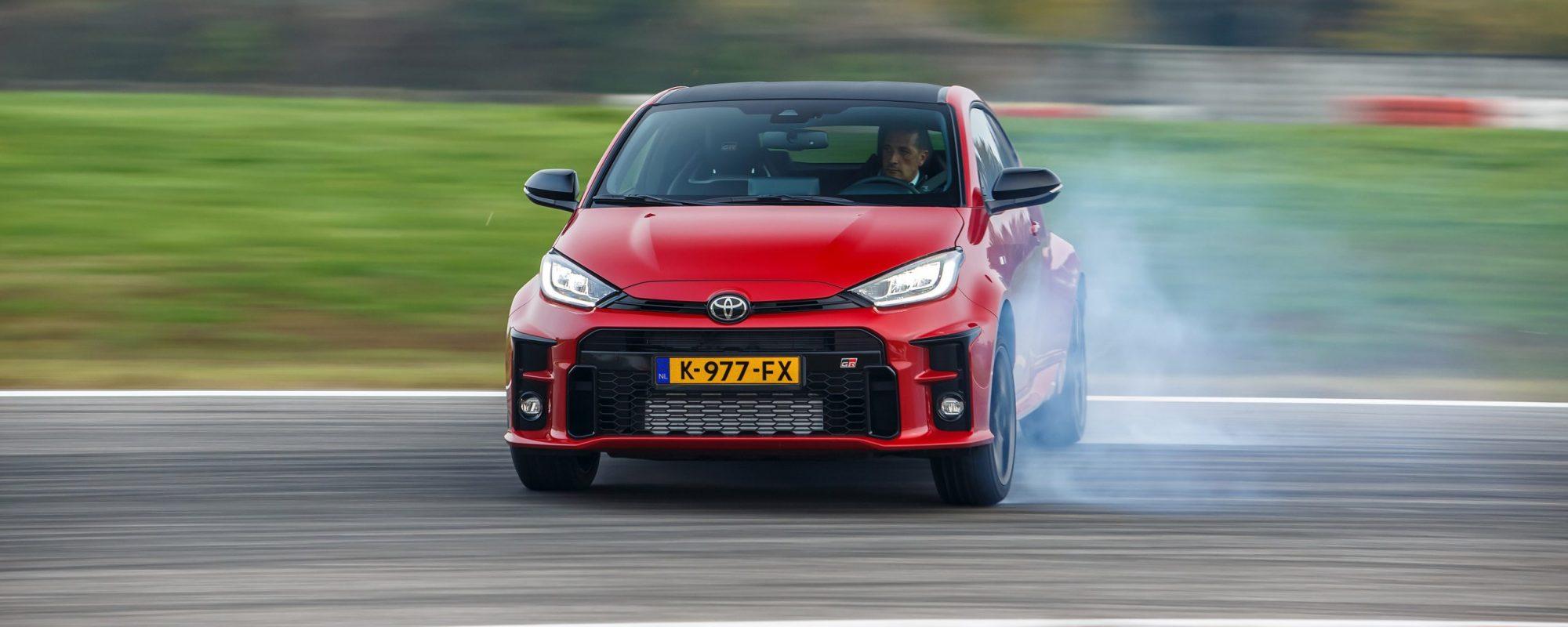 TopGear roept Toyota GR Yaris uit tot 'Hot Hatch van het Jaar'