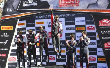 Toyota GAZOO Racing wint Rally van Monte-Carlo