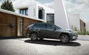 Toyota prijst hybride topmodel RAV4 Plug‑in Hybrid