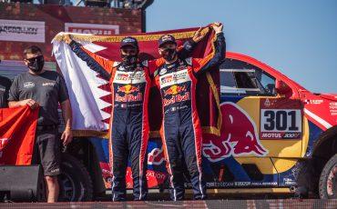 Toyota GAZOO Racing wint elfde etappe Dakar 2021 en sluit uitdagende rally af met een knappe tweede positie