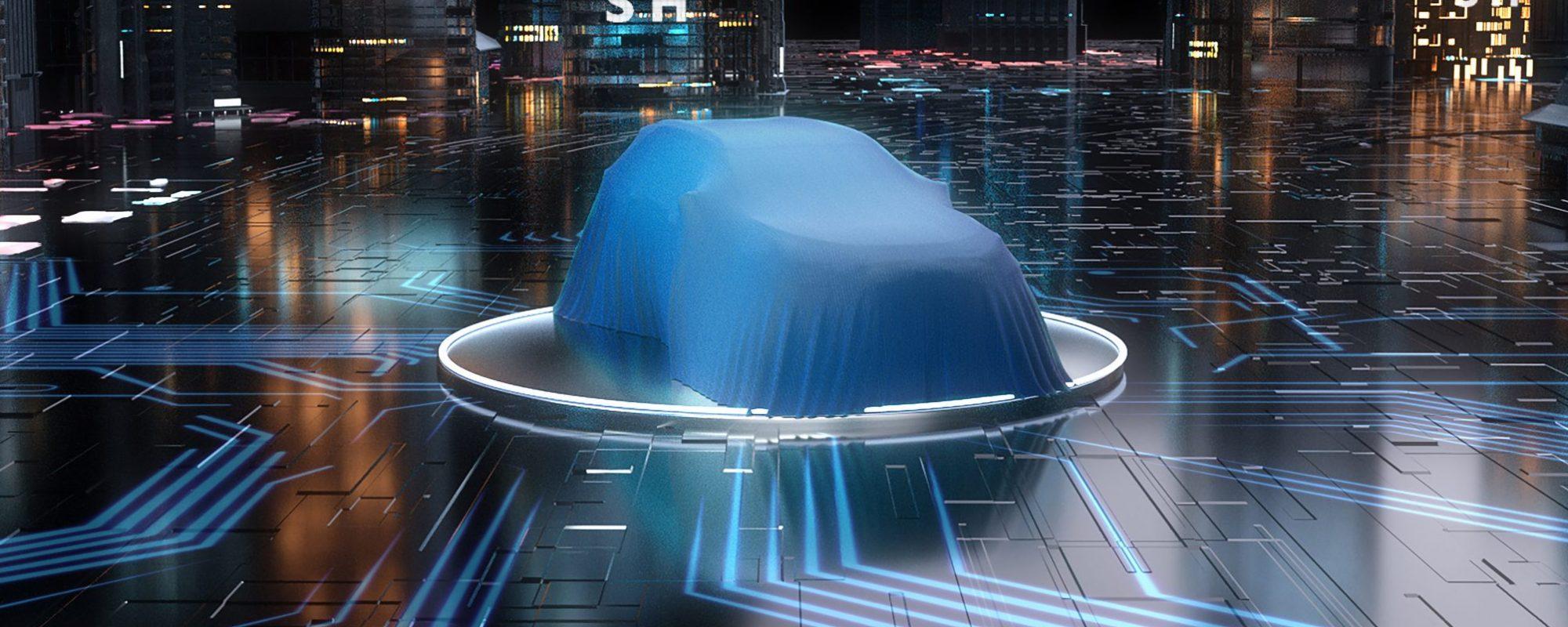 Toyota geeft preview van volledig nieuwe midsize batterij-elektrische SUV