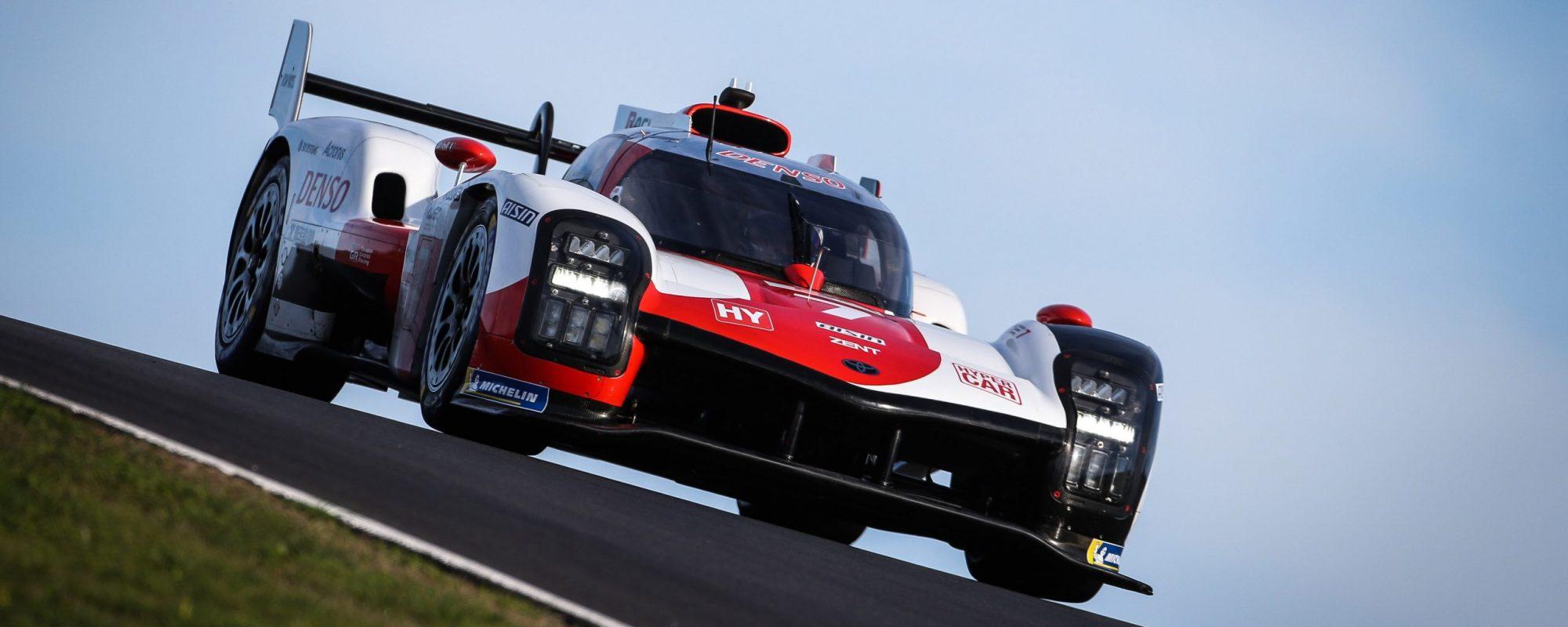 Toyota GAZOO Racing klaar voor start WEC-seizoen met nieuwe Hypercar