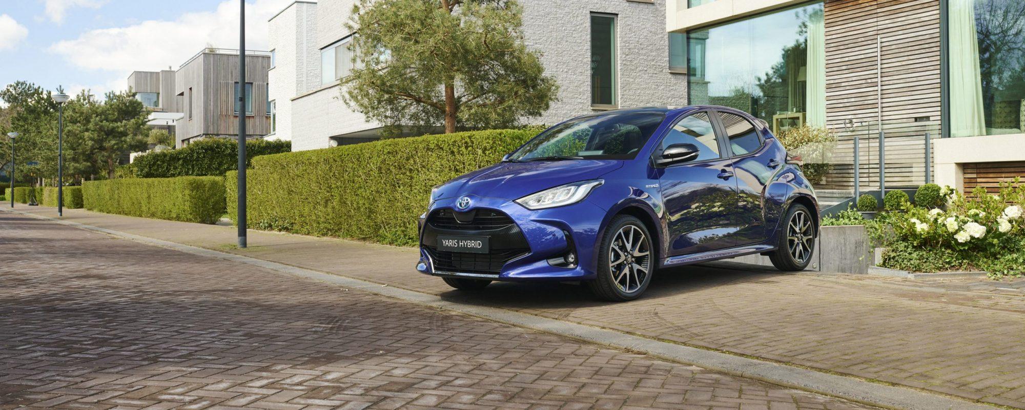 Toyota Hybrid upgrade: zuiniger en comfortabeler rijden zonder meerprijs