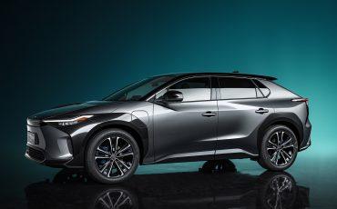 Werelddebuut voor Toyota bZ4X Concept