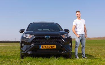 Schaatser Kjeld Nuis nieuwe Toyota ambassadeur