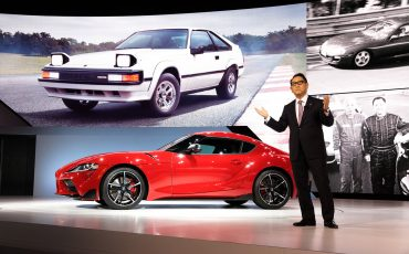 Toyota President Akio Toyoda benoemd tot 2021 World Car Person of the Year