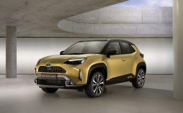 Online prijsonthulling nieuwe ToyotaYarisCross