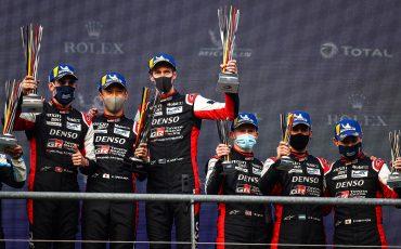 Historische overwinning voor Toyota GAZOO Racing op Spa-Francorchamps