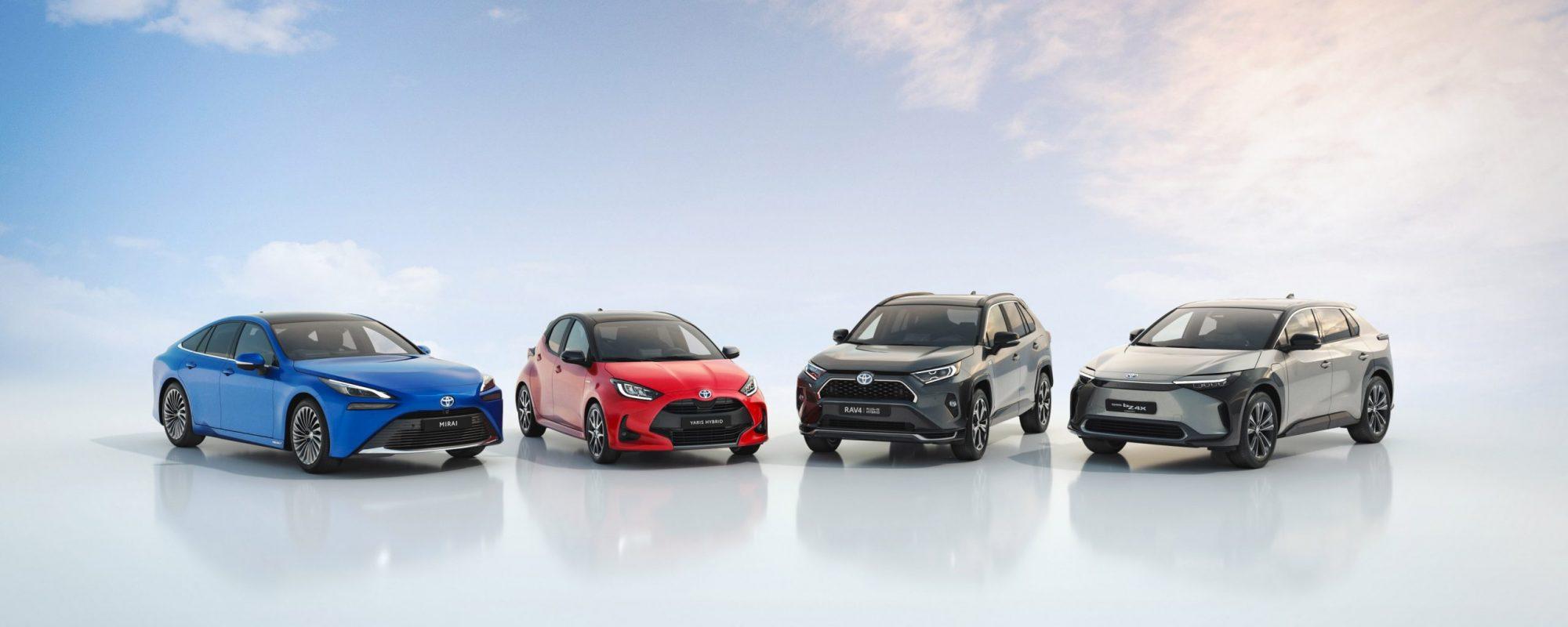 Toyota communiceert wereldwijde jaarresultaten en herbevestigt inzet op CO2-neutraliteit