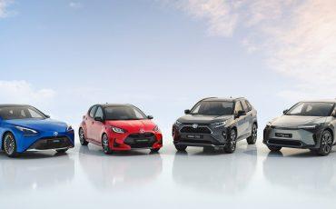 Toyota communiceert wereldwijde jaarresultaten en herbevestigt inzet op CO<sub style=