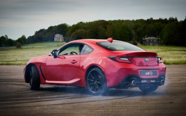 Toyota GR 86 maakt dynamisch werelddebuut tijdens Goodwood Festival of Speed