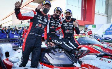 Toyota GAZOO Racing grijpt overwinning in 100<sup style=