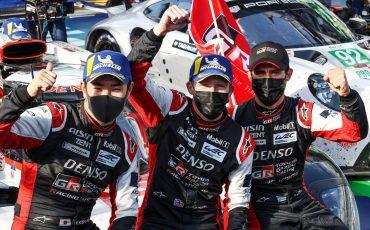 Magisch Monza voor ToyotaGAZOORacing