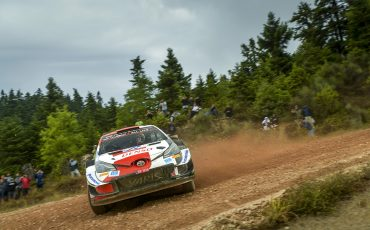Epische overwinning voor Toyota Yaris WRC en Rovanperä in Acropolis Rally