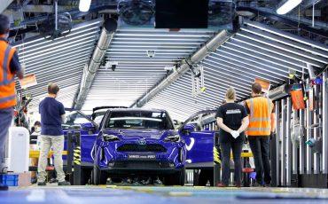 Toyota viert 50 jaar Europese productie