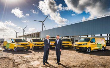 DHL Parcel zorgt met 400 Toyota's Proace Electric voor verdere elektrificatie van de bezorgvloot