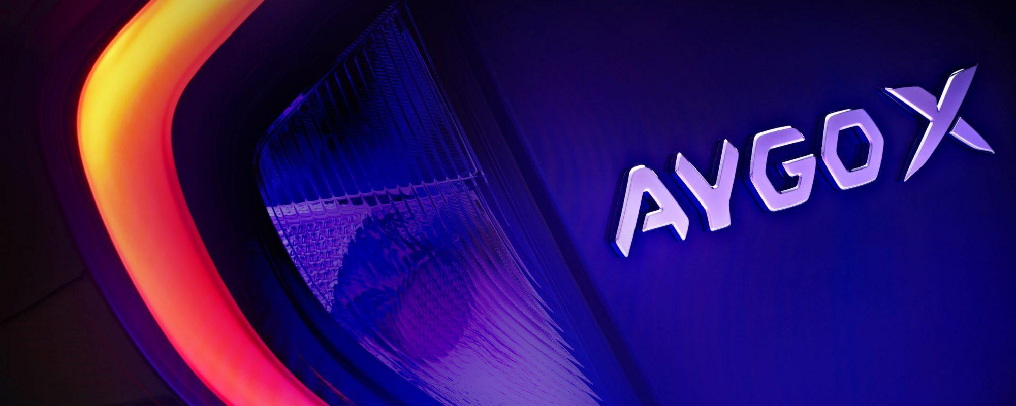Toyota bevestigt naam nieuwe compacte crossover: Aygo X